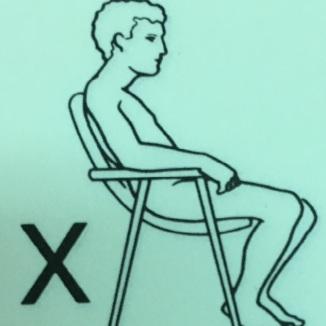 Incorrect Sitting