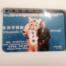 World Congress of Orthopaedics
