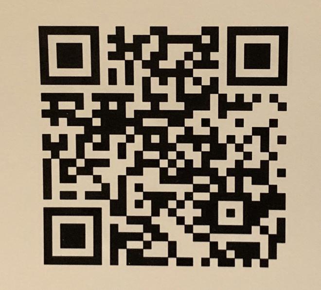 AAOS presentation QR code